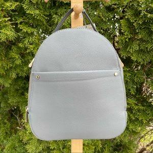 Dark gray Backpack/Crossbody (A new day)